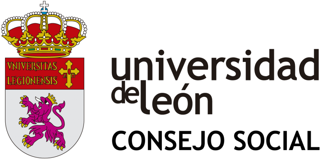logotipo de la Universidad de León
